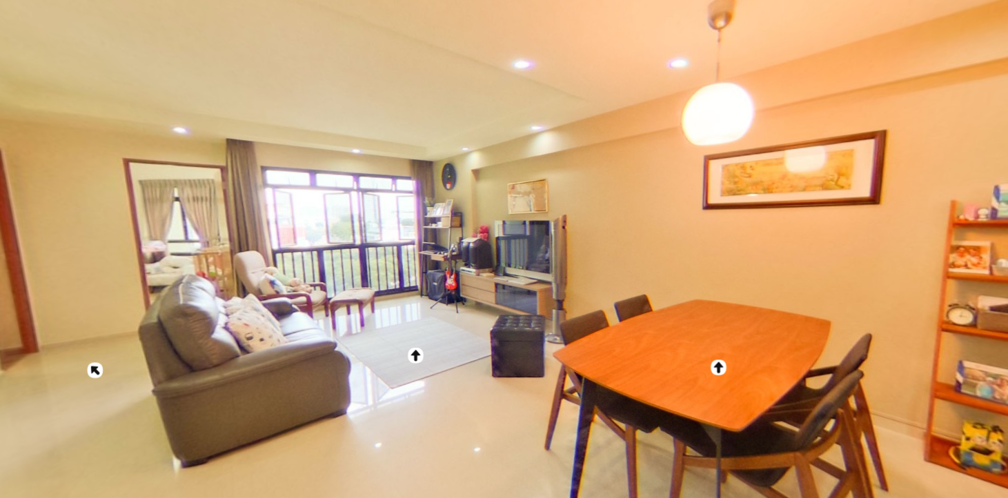 renting properties with virtual tour